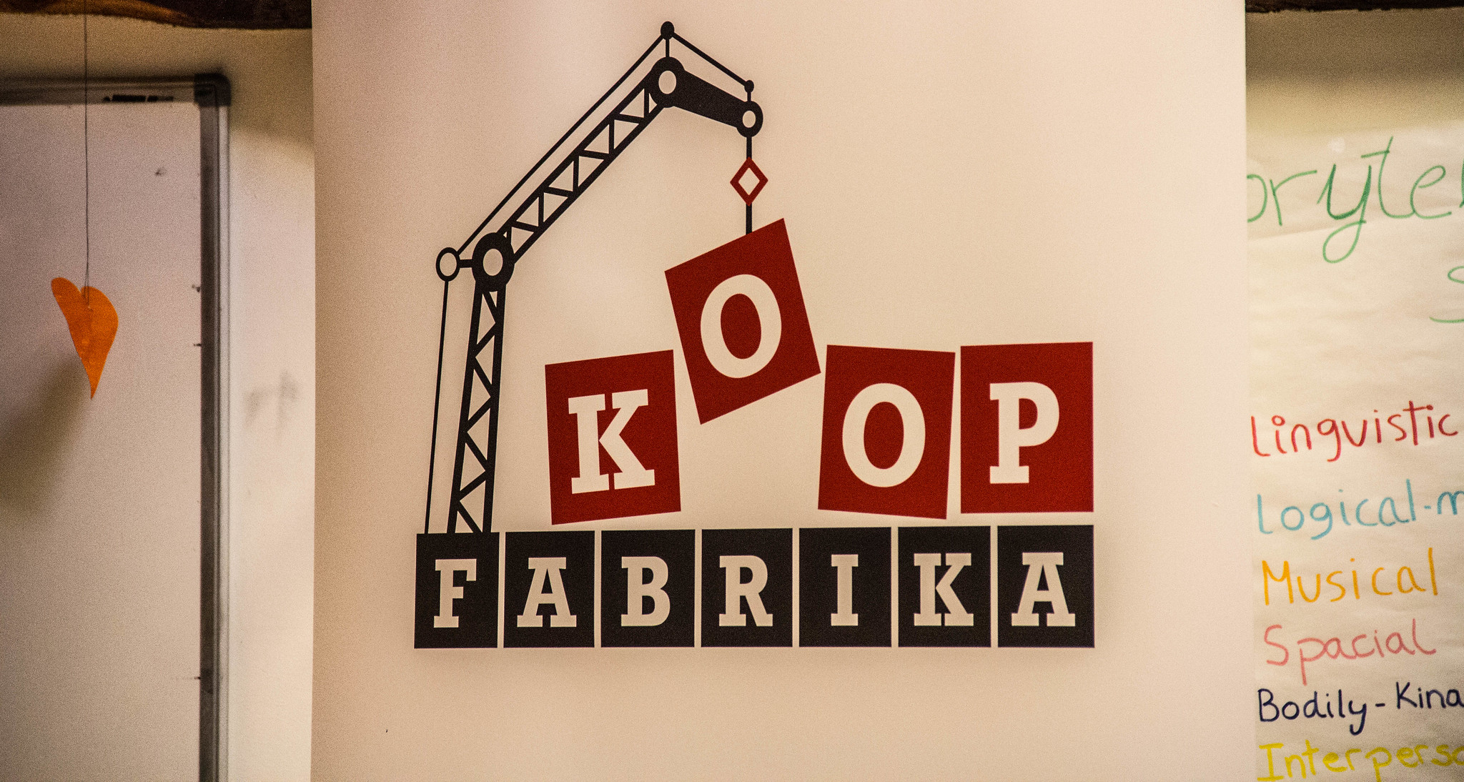 KoopFabrika / Formación con Iván Miró
