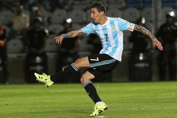 Cambiaría todo por ganar con la selección argentina: Di María