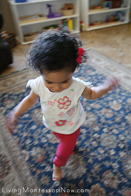 "Dancing to ""Waltzing Matilda"" at 19 Months"
