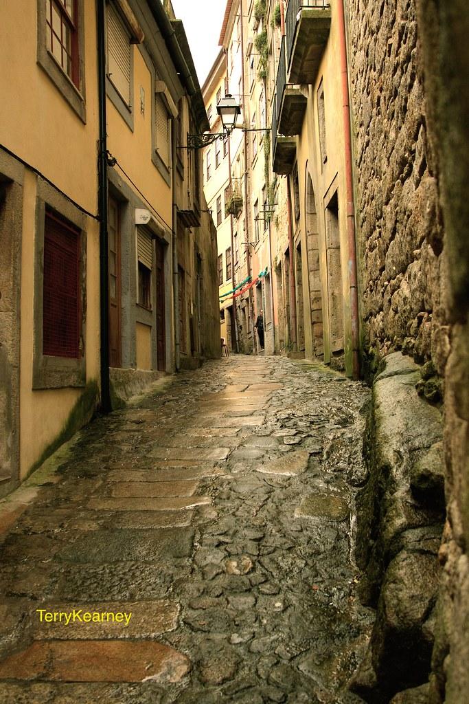 Baroque Streets Of Porto Portugal Baroque Architecture
