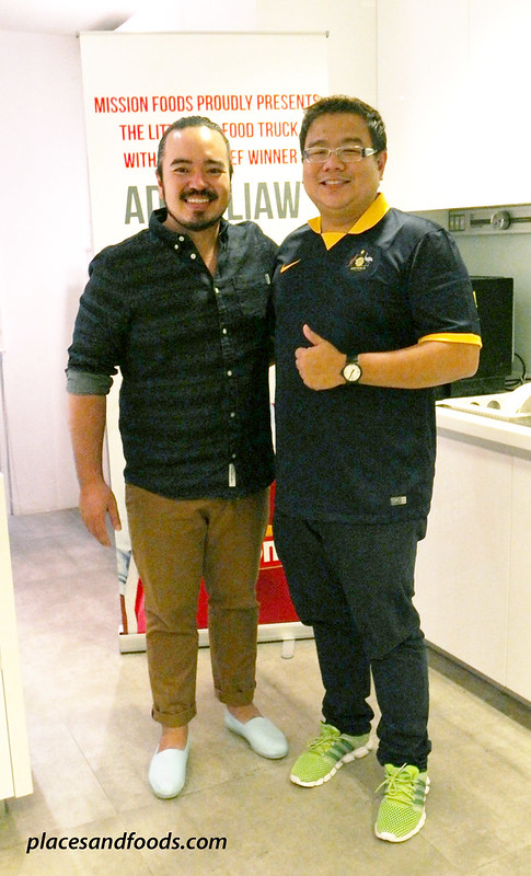 mission foods adam liaw placesandfoods
