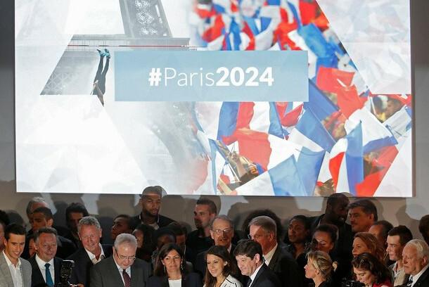 Oficializa París candidatura para Juegos Olímpicos 2024