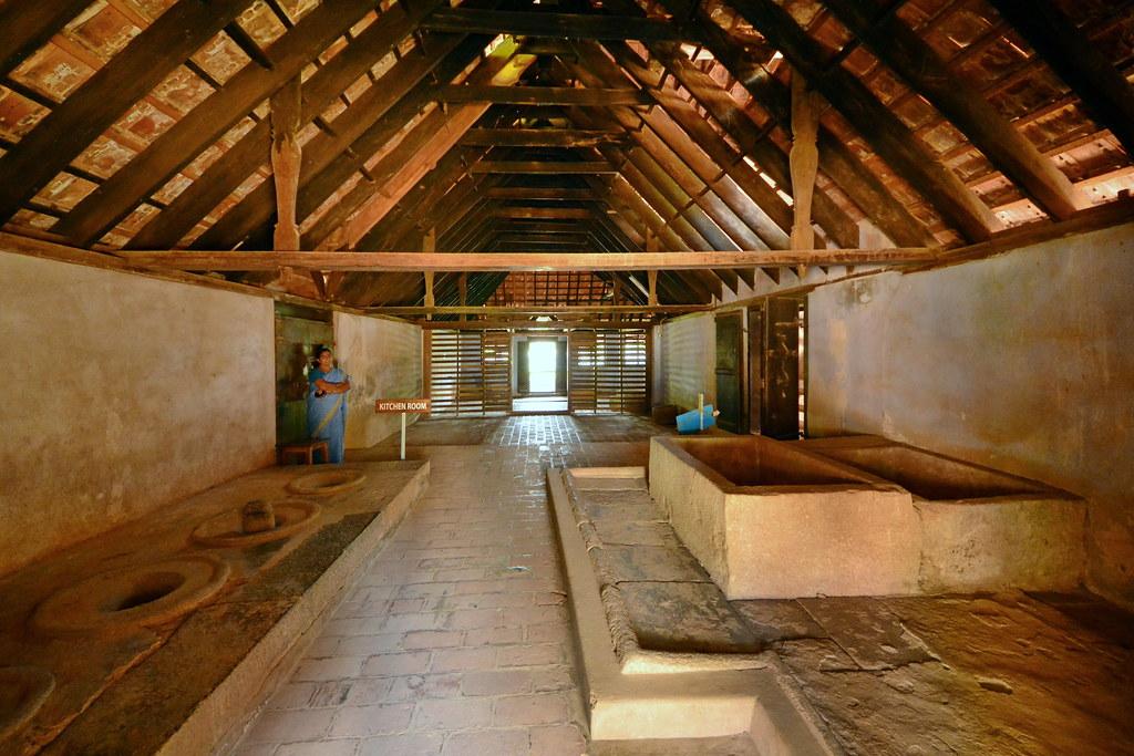 India - Tamil Nadu - Padmanabhapuram Palace - Kitchen - 1 | Flickr