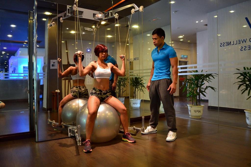 V Integrated Wellness - v fitness - andaman langkawi-001