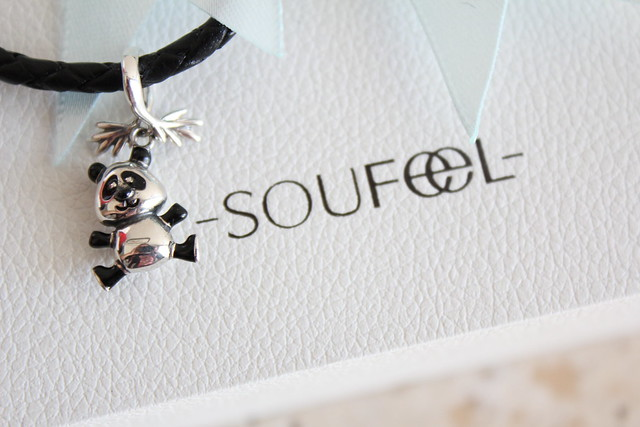 SOUFEEL bracelet and charms review