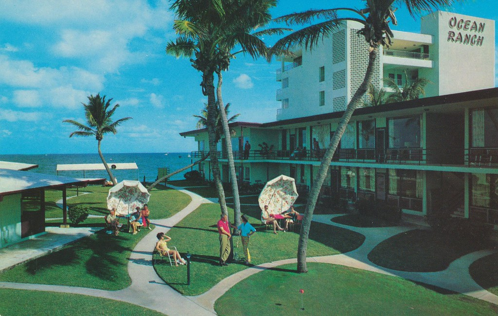 Ocean Ranch & Villas - Pompano Beach, Florida