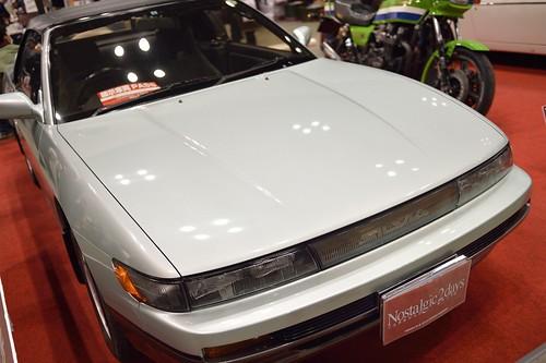 NISSAN SILVIA S13 Convertible '89