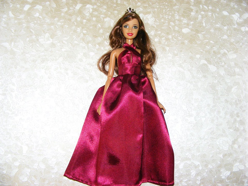 Prom Dress DIY | How to make a Prom Dress for your Dolls DIY… | Flickr
