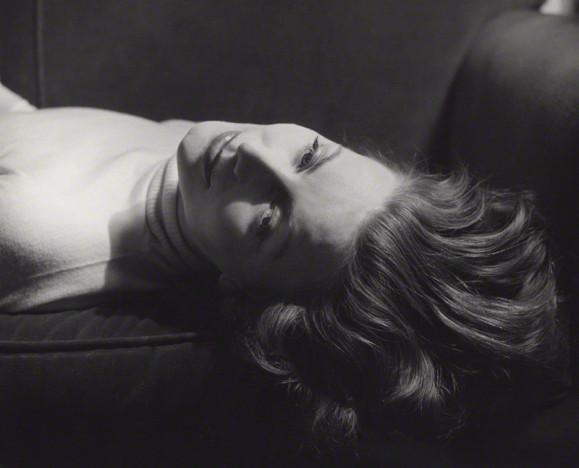 NPG x40122; Greta Garbo