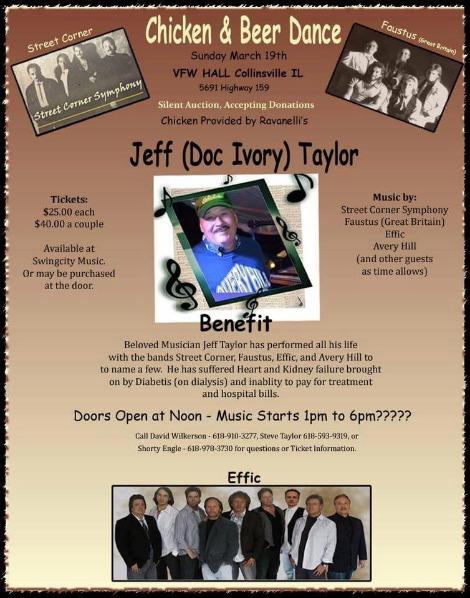 Jeff Taylor Benefit 3-19-17