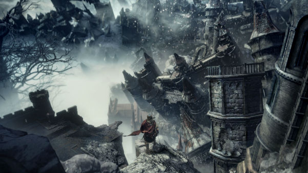 Dark Souls 3: The Ringed City gameplay released