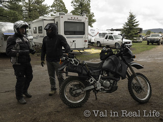 val in real life - overland expo