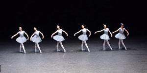 Crazy Ballet Dancing