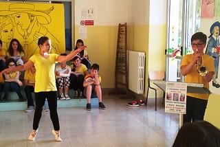 Noicattaro. Progetto Lettura scuola De Gasperi front