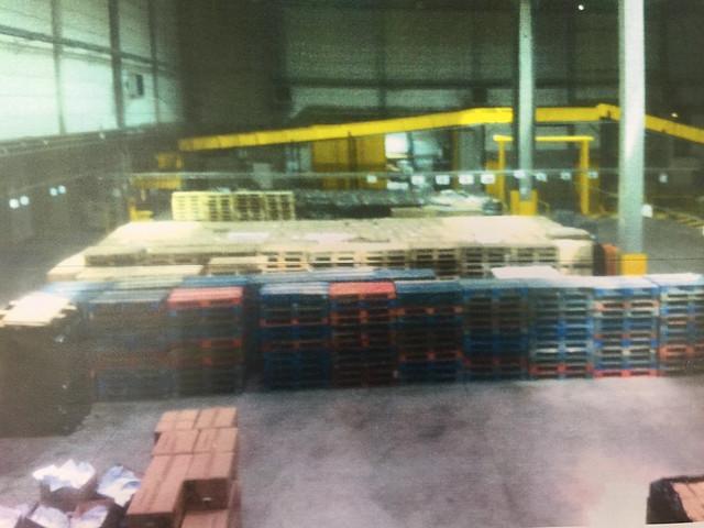 Entrepôt logistique Fnac