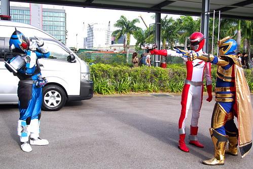 Chara Expo 2015, Singapore Expo
