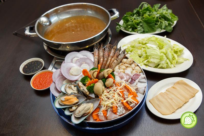 sauna fish & seafood