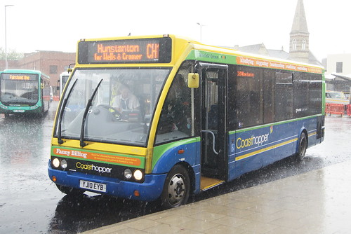 Stagecoach Norfolk 47912 YJ10EYB
