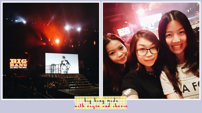 Daisybutter - Hong Kong Lifestyle and Fashion Blog: Big Bang Made Tour 2015 in Hong Kong
