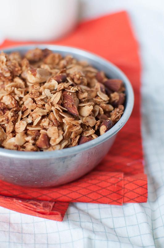 Coconut Granola 1