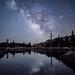 Stargazing at Lake Aloha