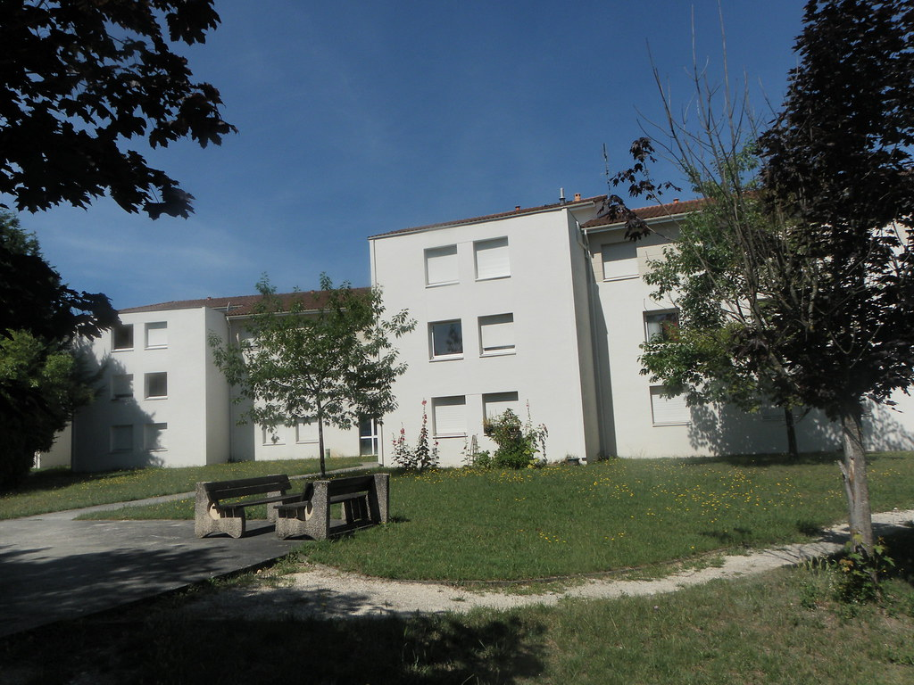 R sidence universitaire crous clairefontaine 1 bordeaux for Appartement universitaire bordeaux