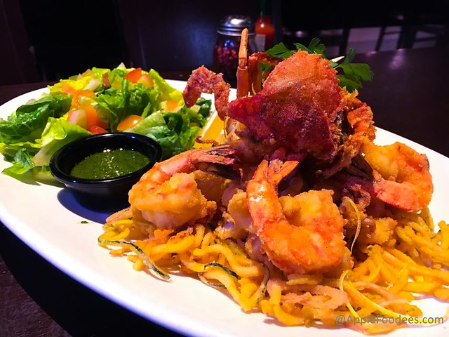 Italiannies Deep Fried Seafood