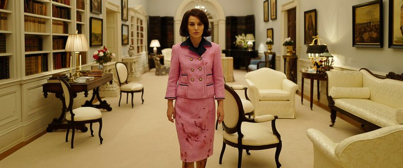 Natalie Portman is amazing as the titular JACKIE.