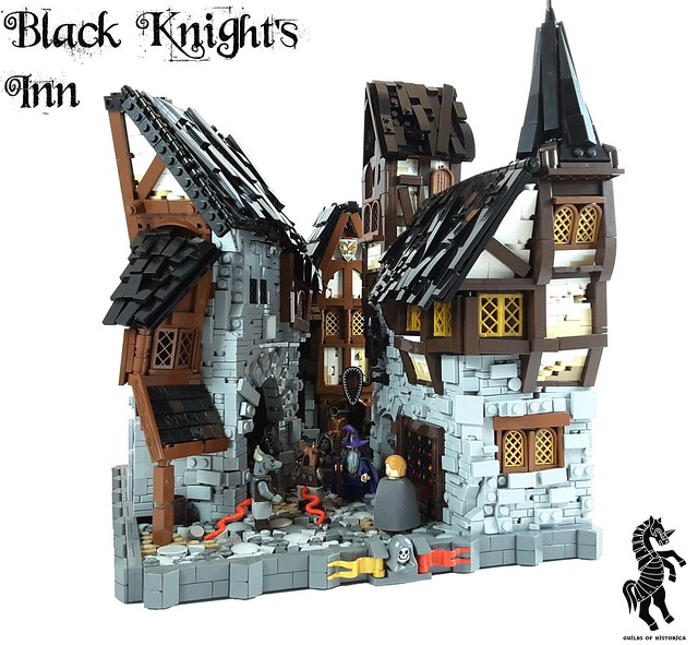 The Black Knight's Inn