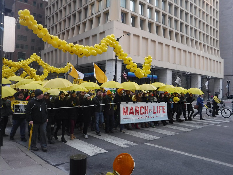 March for Life - the starting point