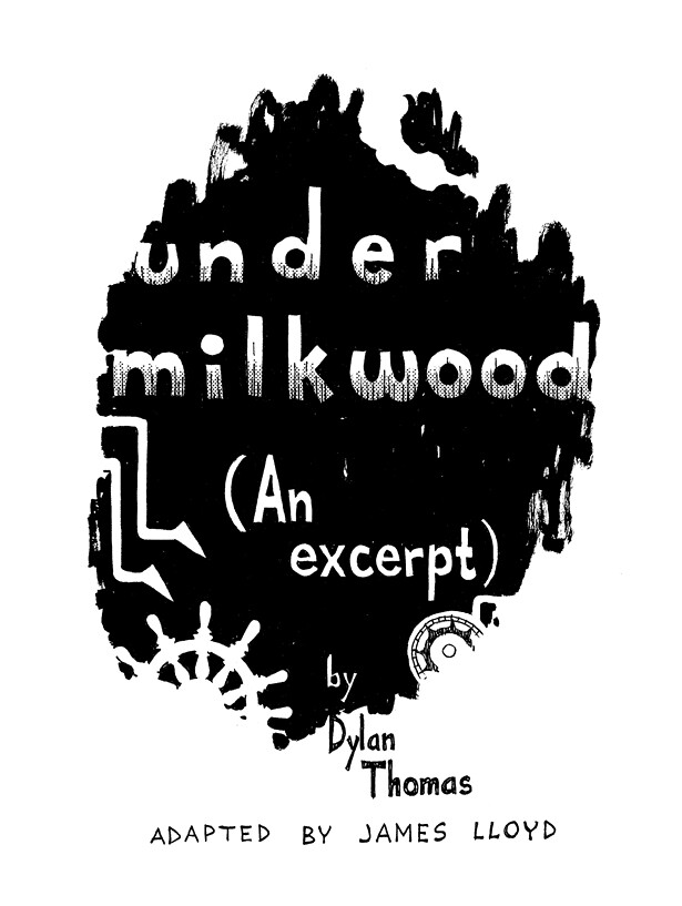 Under Milkwood title page