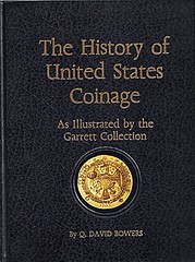 History of US Coinage Garrett Collection