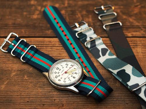 J.Crew / Timex,Watch Strap