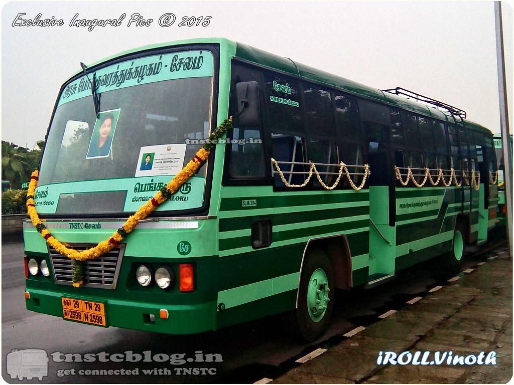 TN-29N-2598 Salem Bengaluru