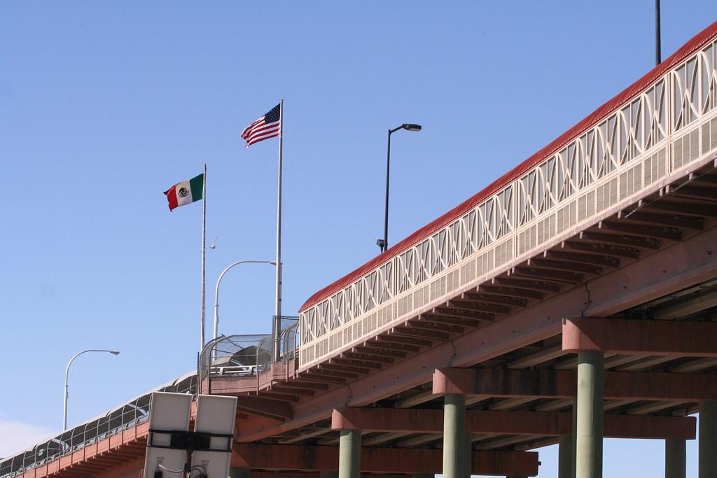 Image result for El Paso santa fe bridge