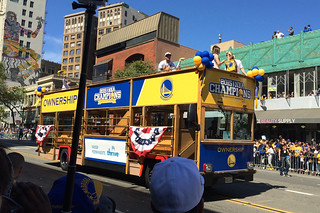 Golden State Warriors - Victory Parade Ownership