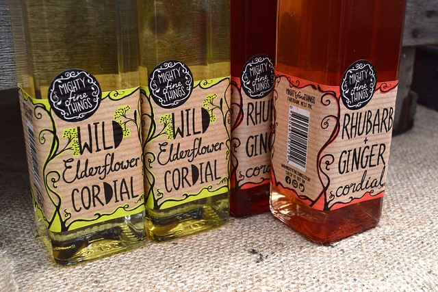 Mighty Fine Things Cordials at Walmer Food Festival