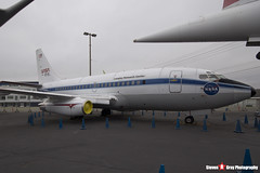 N515NA 515 - 19437 1 - NASA - Boeing 737-130 - The Museum Of Flight - Seattle, Washington - 131021 - Steven Gray - IMG_3633