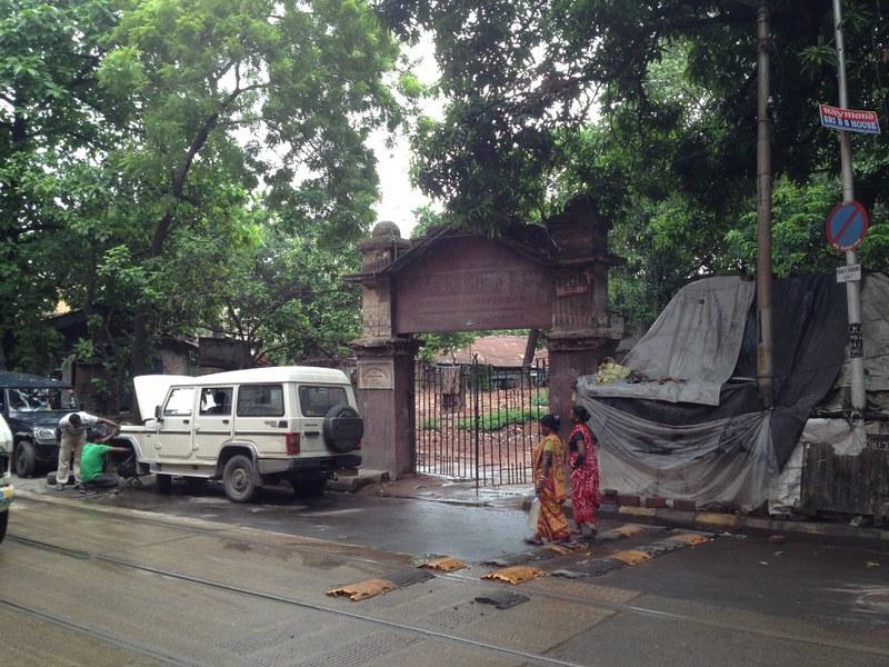 Destroyed Mayo Hospital or Hari Dass Saha Institute - Kolkata, India