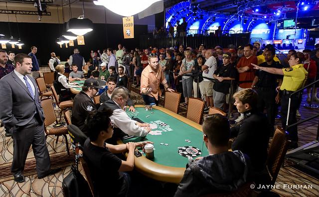 2015 World Series of Poker