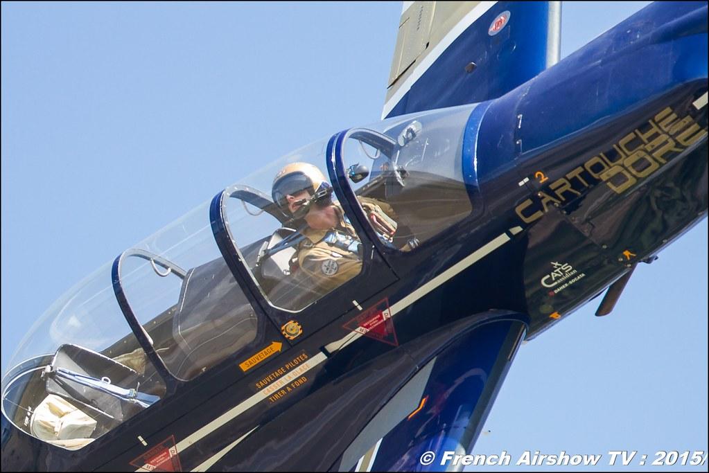 Cartouche Dore, Epsilon TB30 ,Patrouille Cartouche Doré ,l'armée de l'air, 70 ans BA-278 Ambérieu-en-Bugey, Meeting Aerien 2015