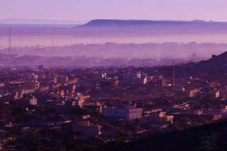 Early morning, cold bit nippy and it feels like -8 at Somaliland's capital Hargeisa. | by Yusuf Dahir's Somaliland Photos