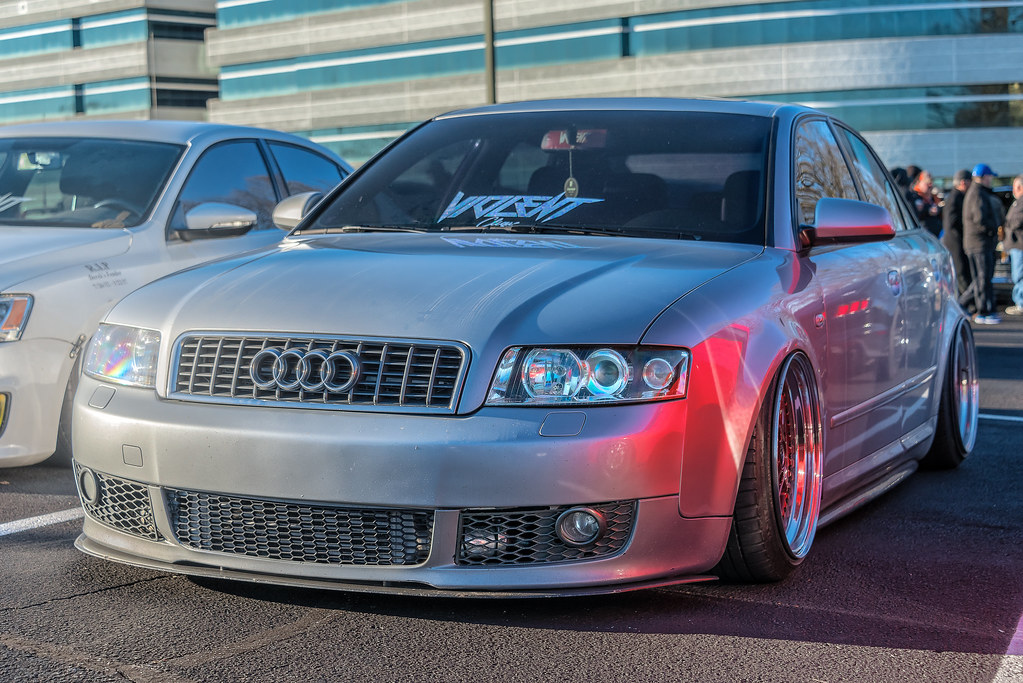 Coffee And Cars >> VIOLENT Clique AUDI (Cars & Coffee of the Upstate) | Flickr