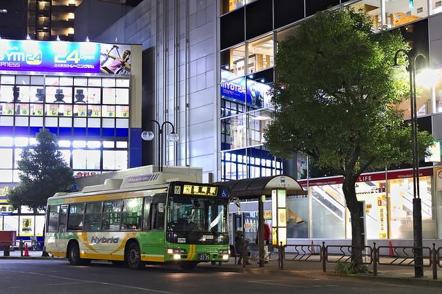 2017/01/28 東京都交通局 V302