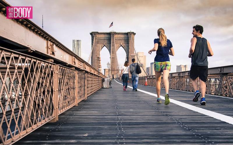 BODY雜誌 運動 跑步