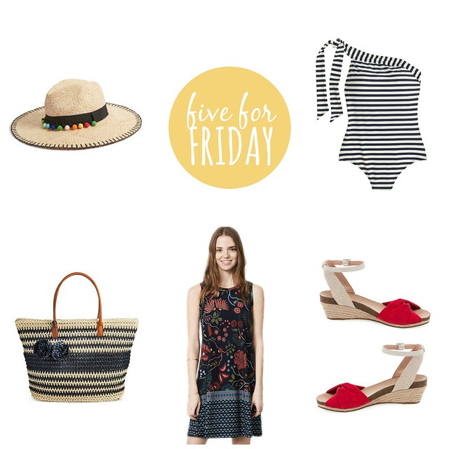 five for friday beach getaway | Style On Target blog