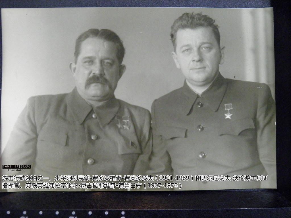 乌克兰游击队指挥官14