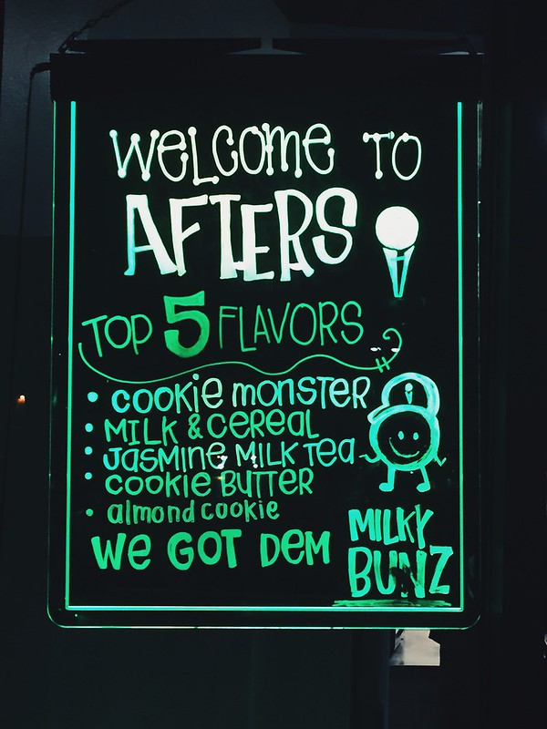 Afters Ice Cream