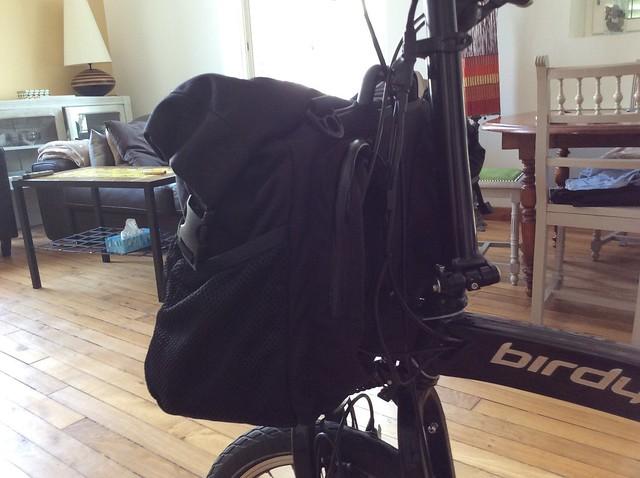 Sac avant de marque Brompton sur un autre vélo pliabe (Dahon, Birdy,...) - Page 2 19163009548_aaef8e5350_z