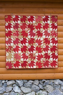 Maple Leaf Quilt | by CoraQuilts~Carla